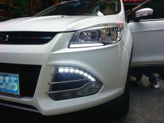 Дневные ходовые огни для Ford Kuga '13- V3 (LED-DRL)