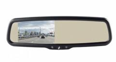 Зеркало заднего вида со встроенным монитором и автозатемнением Gazer MM70x