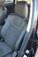Фото товара 3 - Авточехлы Leather Style для салона Mitsubishi Outlander '12- (MW Brothers)