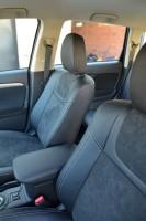 Фото товара 5 - Авточехлы Leather Style для салона Mitsubishi Outlander '12- (MW Brothers)