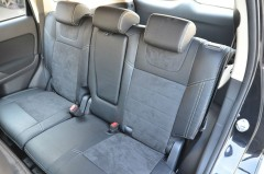 Фото товара 7 - Авточехлы Leather Style для салона Mitsubishi Outlander '12- (MW Brothers)