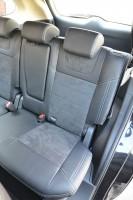 Фото товара 10 - Авточехлы Leather Style для салона Mitsubishi Outlander '12- (MW Brothers)