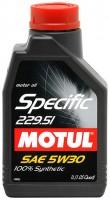 Motul MERCEDES MOTUL SPECIFIC MB 229.51 (1л)