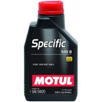 Motul FORD / JAGUAR /  MAZDA / LAND ROVER / CHRYSLER / JEEP  MOTUL SPECIFIC 948B (5л)