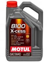 MOTUL 8100  X-cess (5л)