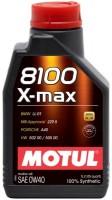 MOTUL 8100 X-max (4л)