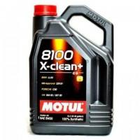 MOTUL 8100 X-clean+ (5л)