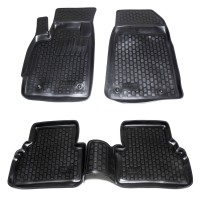 Коврики в салон для Mazda CX-7 '06-12 полиуретановые (L.Locker)