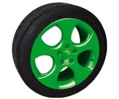 Спрей для дисков ярко зелёный глянцевый (FOLIATEC)