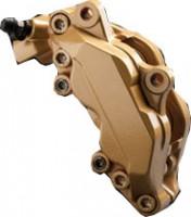 Золотой металлик, термо краска для суппортов (FOLIATEC)