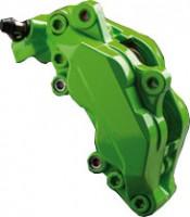 Ярко зелёная термо краска для суппортов (FOLIATEC)