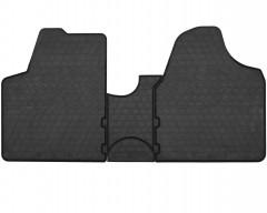 Коврики в салон для Fiat Scudo '07-16 резиновые (Stingray) 3 шт.