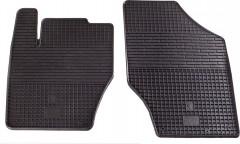 Коврики в салон передние для Citroen C4/DS4 '11- резиновые (Stingray)