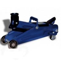 Домкрат автомобильный гидравлический подкатной 2 т. в кейсе LA FJ-02PVC (Lavita)
