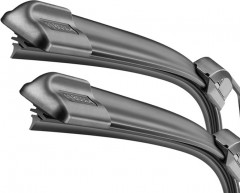 Щётки стеклоочистителя бескаркасные Bosch AeroTwin Multi-Clip 650 и 475 мм. (к-кт) AM 467 S