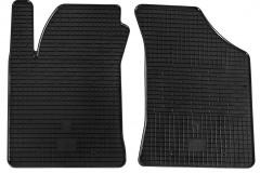 Коврики в салон передние для Kia Sorento '13- резиновые (Stingray)
