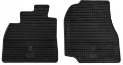 Коврики в салон передние для Lexus LX 470 '00-07 резиновые (Stingray)