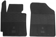 Коврики в салон передние для Kia Cerato '13-17 резиновые (Stingray)