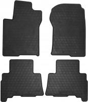 Ковры резиновые для Toyota Land Cruiser 150 Prado '10-13 резиновые (Stingray)