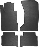 Коврики в салон для Mercedes E-Class W211 '02-09 резиновые (Stingray)