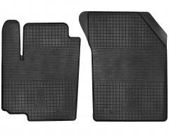 Коврики в салон передние для Suzuki SX4 '06-16 резиновые (Stingray)