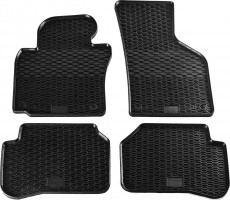 Коврики автомобильные резиновые для Volkswagen Passat CC '09-16 (Stingray)