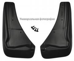 Брызговики передние для MG 5 HB '13- хетчбэк (Lada Locker)