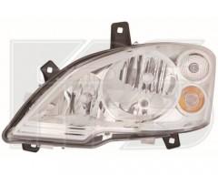 Фара передняя для Mercedes Vito / Viano '10-13 правая (DEPO) электрич.