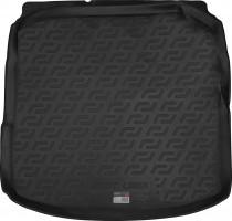 Коврик в багажник для Audi A3 '12- седан, резиновый (Lada Locker)