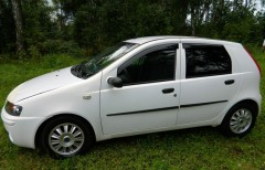 Дефлекторы окон для Fiat Punto '00-03 (Cobra)