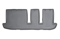 Коврики в салон для Infiniti JX '12- полиуретановые (Nor-Plast) 3 ряд