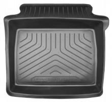 Коврик в багажник для Lada (Ваз) 2106, резино/пластиковый (Norplast)