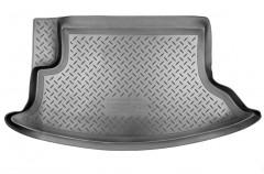 Коврик в багажник для Chevrolet Niva '09-, резино/пластиковый (Norplast)