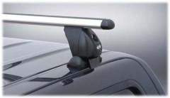 Планки крепежа груза на крышу для  Mitsubishi L200 / Triton '05-15, металл