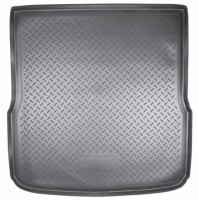 Коврик в багажник для Audi A6 '05-10 универсал, резино/пластиковый (Norplast)
