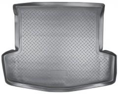 Коврик в багажник для Chevrolet Captiva '06-, длинный, резино/пластиковый (Norplast)
