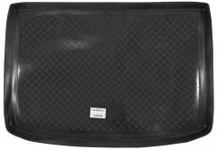 Коврик в багажник для Chevrolet Tacuma '00-08, резино/пластиковый (Norplast)