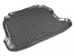 Коврик в багажник для Chevrolet Viva '04-11, резино/пластиковый (Norplast)