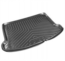 Коврик в багажник для Citroen Xsara '97-00, резино/пластиковый (Norplast)