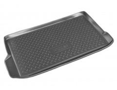Коврик в багажник для Daewoo Matiz '01-05, резино/пластиковый (Norplast)