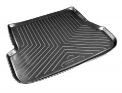 Коврик в багажник для Ford Mondeo '96-00 универсал, резино/пластиковый (Norplast)