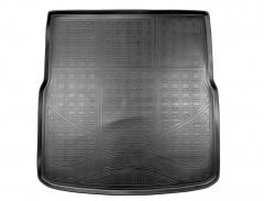 Коврик в багажник для Ford S-Max '06-, резино/пластиковый (Norplast)