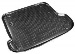 Коврик в багажник для Geely FC '06-, резино/пластиковый (Norplast)
