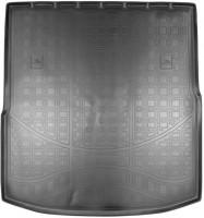 Коврик в багажник для Hyundai i40 '12- универсал, полиуретановый (Norplast)
