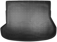 Коврик в багажник для Kia Ceed '12- универсал, резино/пластиковый (Norplast)