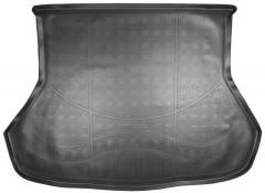 Коврик в багажник для Kia Cerato '13-17 седан, резино/пластиковый (Norplast)
