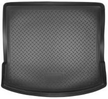 Коврик в багажник для Mazda 5 '05-09, резино/пластиковый (Norplast)