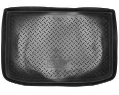 Коврик в багажник для Mercedes A-Class W169 '04-08, резино/пластиковый (Norplast)