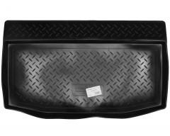 Коврик в багажник для Mitsubishi Colt '03-10, резино/пластиковый (Norplast)