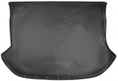 Коврик в багажник для Nissan Murano '08-14, резино/пластиковый (Norplast)